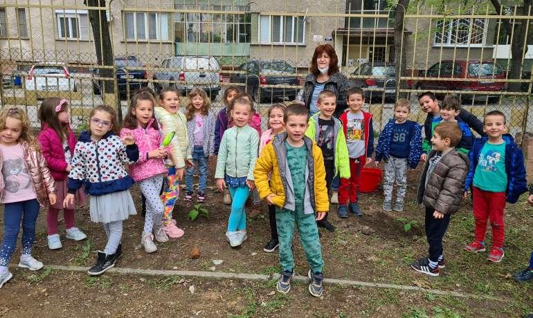 Деца от 6 – 7 години